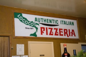 LoCoco's Authentic Italian Pizzeria